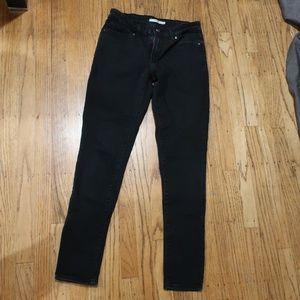 Levis 711 Skinny Jeans sz 29 x 30